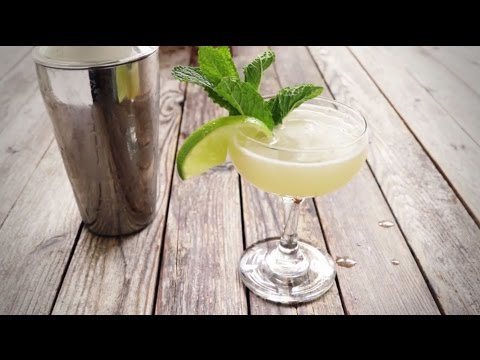 How to Make Beachside Daiquiri | Tiki Recipes | Allrecipes.c