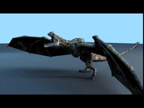 Dragon Roar Maya + Dragon roar sound effect download
