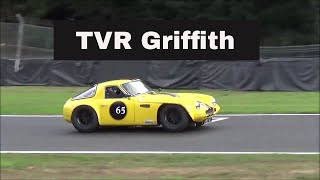 TVR Griffith 400 4.7 V8 on Track