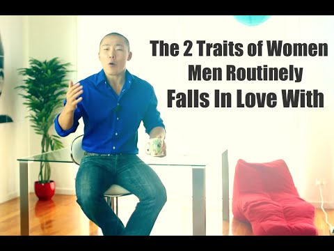 qualities that make guys fall love with women