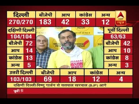 MCD Elections 2017: Raising questions on EVM looks like excuse, says Yogendra Yadav
