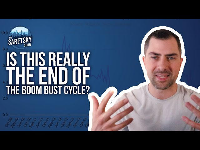 Is this Really the end of the Boom Bust Cycle?