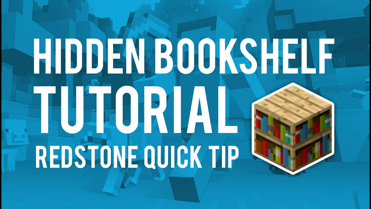How To Make Bookshelf In Minecraft Ps4
