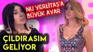BÜYÜK KAVGA: Tuğçe Ergişi, Nur Yerlitaş'ın Karizmasını Yerle Bir Etti!