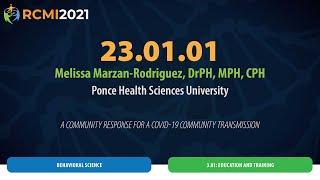 RCMI 2021   23.01.01 - Melissa Marzán
