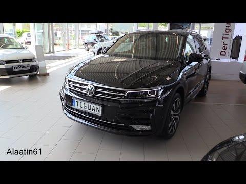Volkswagen Tiguan R LINE 2016/2017 In Depth Review Interior Exterior