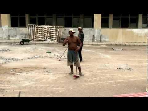 Glimpse of Aden, Yemen Part V-The Dancer