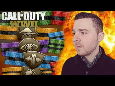 "Arron Cooper Presents ""New Leaks - Basic Training/Headquarters etc..."" (Call of Duty: World War 2)"