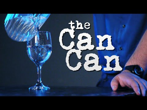 the Can Can | Classical Music on Wine Glasses