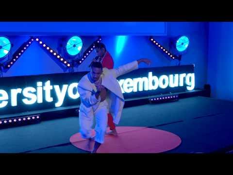 Performance 2: EDSUN | Edson  | TEDxUniversityofLuxembourg