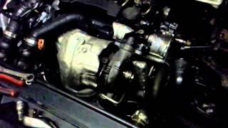 Peugeot 308 sw, 1.6 HDI. Réparation moteur.