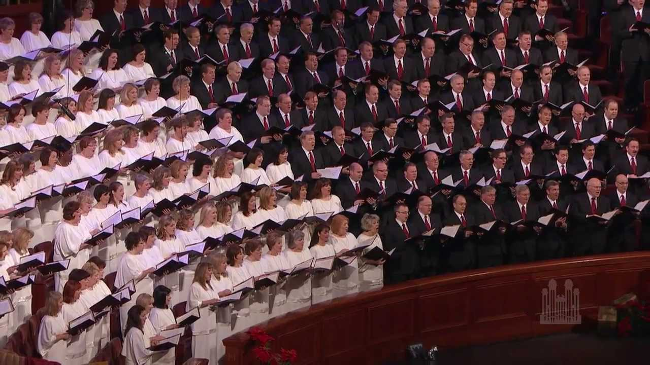 Have Yourself a Merry Little Christmas - Mormon Tabernacle Choir ...