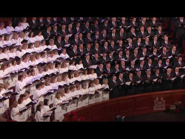 Top 12 Most Viewed Mormon Tabernacle Choir Christmas Songs On Youtube Deseret News