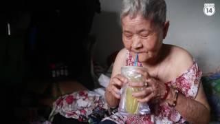 Chuyện đời thực của một bà cụ trong chung cư nơi quay bộ phim