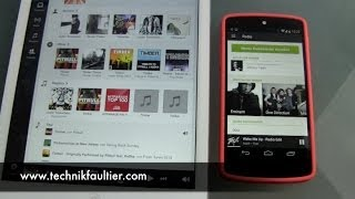 Spotify Gratis Mobiles Streaming Test und erster Eindruck