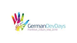 GDD GermanDevDays 2018