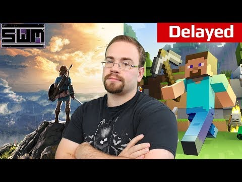 News Wave! - Zelda Wins Ultimate Game Of The Year And Minecraft Switch Upgrade Gets Delayed