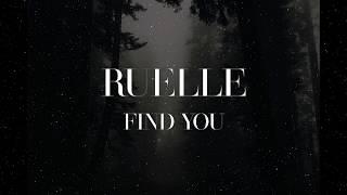Ruelle - Find You (Lyrics)