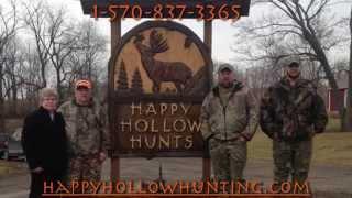 Big Game Hunting - happyhollowhunts.com - Deer Hunting Pennsylvania