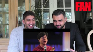 FAN Teaser Trailer Reaction-Review! | (Shahrukh Khan)