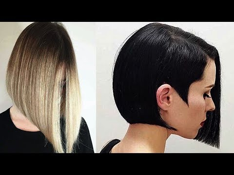 Short Straight Hairstyles | Styles for Straight Hair ♛ Straight Hair Bob Hairstyles ♛