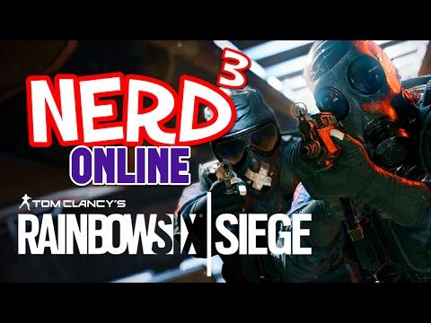 Nerd³ Online... Rainbow Six Siege - Jon Bauer