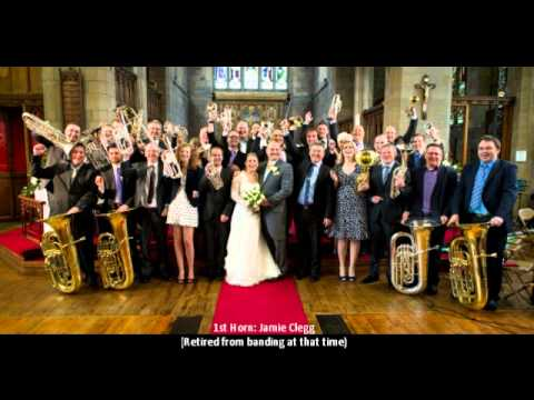 Be Thou My Vision / Lord Of All Hopefulness (Slane) - Arrangement for  Brass Band