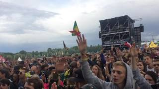 Chris Martin Live @Summer Jam 2016 Look on My Face by Tin.i Selectah