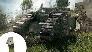 The Gaming Show - Battlefield 1: Recreating World War One