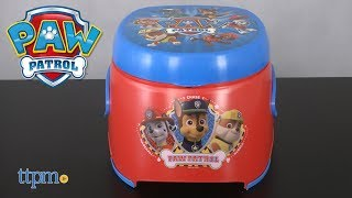 Paw Patrol 3-In-1 Potty Trainer from Ginsey