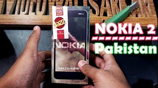Nokia 2 Unboxing And First Impressions