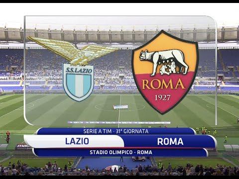 Lazio Roma 1-4 (Full match) SKY CALCIO HD
