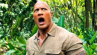 JUMANJI 3: THE NEXT LEVEL Trailer (2019) Dwayne Johnson, Adventure Movie