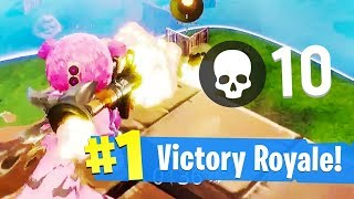 SUPER LEKKERE SOLO WIN!! - Fortnite Battle Royale Nederlands