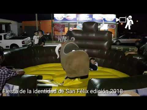 Fiesta de la Identidad de San Félix 2018