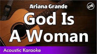 Ariana Grande - God Is A Woman (Chill Acoustic Cover With Lyrics)
