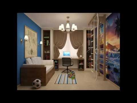 25 СУПЕР ИДЕЙ ДИЗАЙНА детской комнаты для мальчика