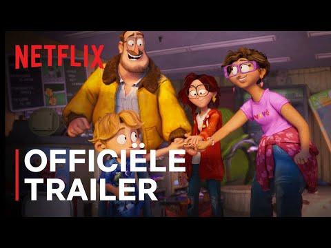 De Mitchells tegen de machines   Officiële trailer   Netflix