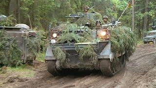 Lituania refuerza su ejército por temor a Rusia