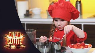 La doar patru ani obține cuțitul de aur de la Sorin Bontea! Micuța Anastasia vrea marele premiu