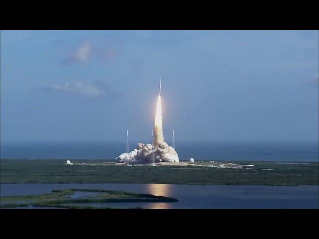 Atlas Использует Двухмоторный Centaur Для Starliner