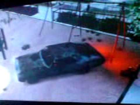 GTA IV : car launch 1