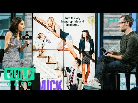 "Sofia Black-D'Elia Discusses Her Fox Show, ""The Mick"""