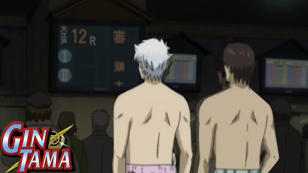 Live Reaction Gintama Episode 228 & 229 DATING SIMULATOR