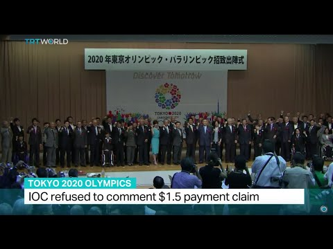 Tokyo olympic bid team allegedly paid $1.5M in bribe, Mayu Yoshida reports