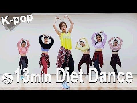13 Minute K-pop Dance Cardio. Zumba. Choreo By Sunny. Sunny Funny Zumba. 줌바. 줌바댄스. 홈트. 다이어트.