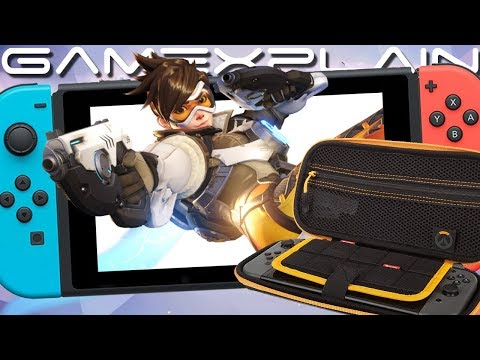 Overwatch on Switch?! Officially Licensed Case by Nintendo & Blizzard Hits Amazon (Now Removed)