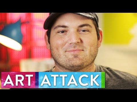 Jacob Livengood Talks about Art & Mortality | Art Attack