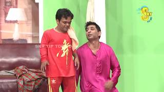 Amjad Rana and Vicky Kodu New Stage Drama Nikka 10 Numbri Full Comedy Clip 2019