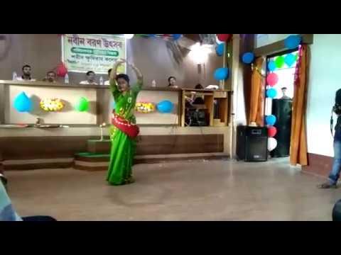 Dhatina  Natina Bengal Song  2018 (prosenjit Dance King?)